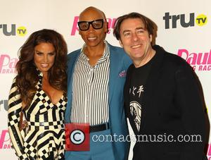 RuPaul, Katie Price and Jonathan Ross - Arrivals for the launch of RuPaul's Drag Race at Cafe De Paris -...