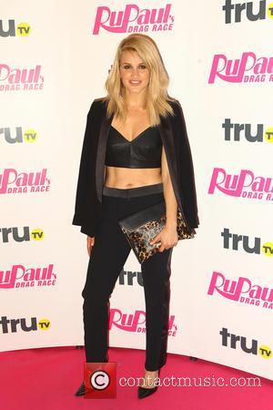 Ashley Roberts - Arrivals for the launch of RuPaul's Drag Race at Cafe De Paris - London, United Kingdom -...