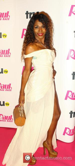 Sinitta - Arrivals for the launch of RuPaul's Drag Race at Cafe De Paris - London, United Kingdom - Thursday...