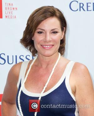Countess Luann De Lesseps - Friends and colleagues toast Stephen Daldry's recent Tony nomination 'Skylight' at Barbetta Restaurant in New...