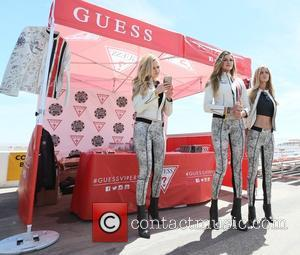 Simone Holtznagel, Danielle Knudson and Natalie Pack