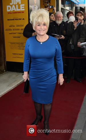 Barbara Windsor - 'Just Jim Dale' Press Night at the Vaudeville Theatre, The Strand, London at Vaudeville Theatre, The Strand...