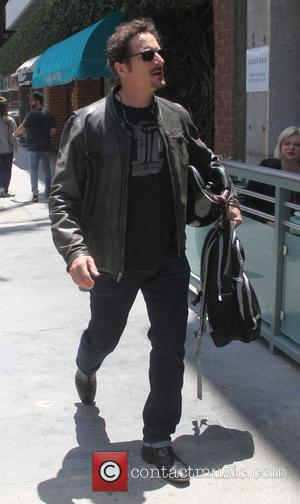 Kim Coates - Kim Coates out and about in Beverly Hills - Hollywood, California, United States - Thursday 28th May...