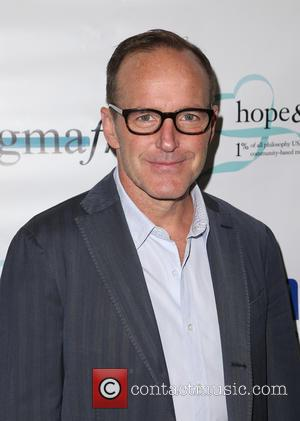 Clark Gregg - National Alliance on Mental Illness (NAMI) Luncheon at The District - Los Angeles, California, United States -...