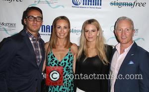 Adam Stotsky, Catt Sadler, Morgan Stewart and Guest