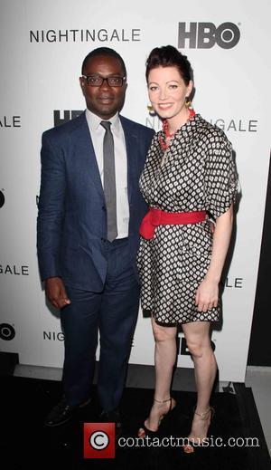 Actor, David Oyelowo and Jessica Oyelowo
