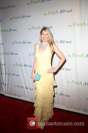 Meredith Ostrom - The Fresh Air Fund Salute To American Heroes - Arrivals - New York, New York, United States...