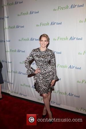 Anna Chlumsky - The Fresh Air Fund Salute To American Heroes - Arrivals - New York, New York, United States...