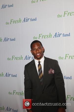 Victor Cruz - The Fresh Air Fund Salute To American Heroes - Arrivals - New York, New York, United States...