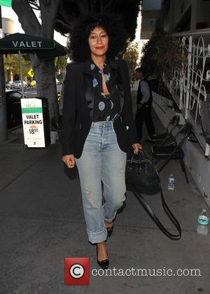 Tracee Ellis Ross Buys Clothing In Variety Of Sizes