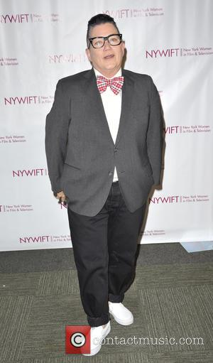 Lea Delaria - 2015 Women in Film and Television Awards in NYC - NYC, New York, United States - Thursday...