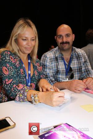 Shana Muldoon Zappa and Ahmet Zappa