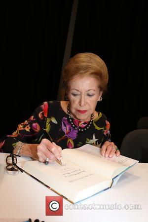Mary Higgins Clark - BookExpo America 2015 - New York, New York, United States - Thursday 28th May 2015