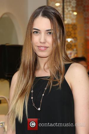 Amber Le Bon - The Folli Follie store launch on Oxford Street - London, United Kingdom - Thursday 28th May...