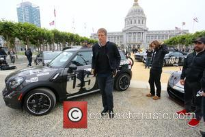 Tony Hawk - Gumball 3000 drivers and celebrities leave San Francisco - San Francisco, California, United States - Thursday 28th...