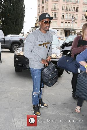 Tyson Beckford - Gumball 3000 drivers and celebrities leave San Francisco - San Francisco, California, United States - Thursday 28th...