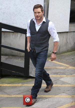 Chris Pratt - Chris Pratt outside the ITV Studios - London, United Kingdom - Thursday 28th May 2015