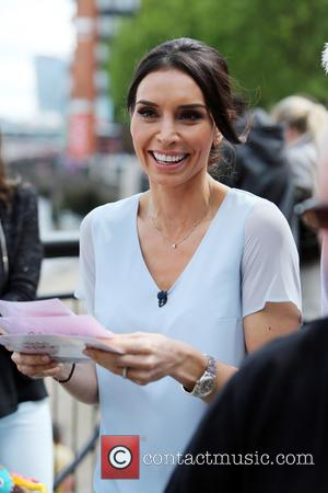 Christine Bleakley and Philip Schofeild