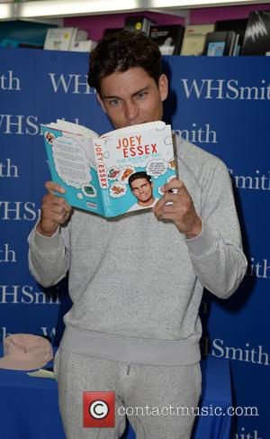 Joey Essex - Joey Essex signs copies of his new book 'The Book Of You (And Me)' at WHSmith -...