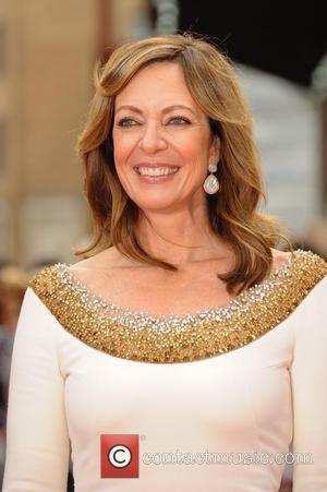 Allison Janney - 'Spy' UK film premiere at Odeon Leicester Square - Arrivals at Odeon Leicester Square - London, United...