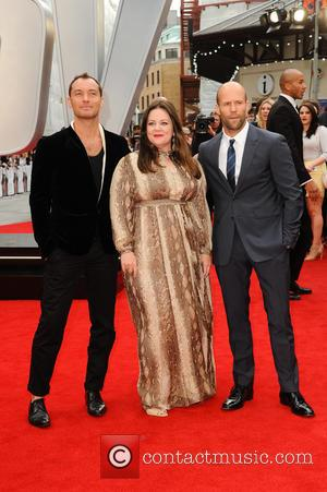 Jude Law, Melissa McCarthy and Jason Statham - 'Spy' UK film premiere at Odeon Leicester Square - Arrivals at Odeon...
