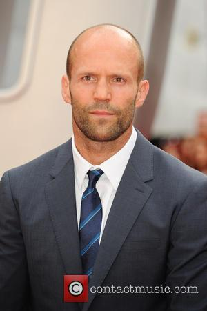Jason Statham - 'Spy' UK film premiere at Odeon Leicester Square - Arrivals at Odeon Leicester Square - London, United...