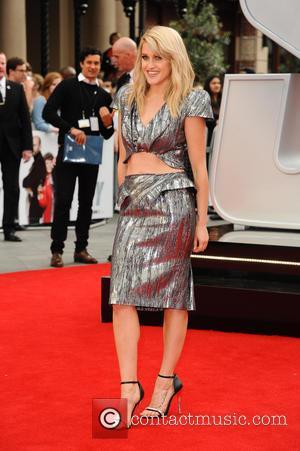 Ashley Roberts - 'Spy' UK film premiere at Odeon Leicester Square - Arrivals at Odeon Leicester Square - London, United...