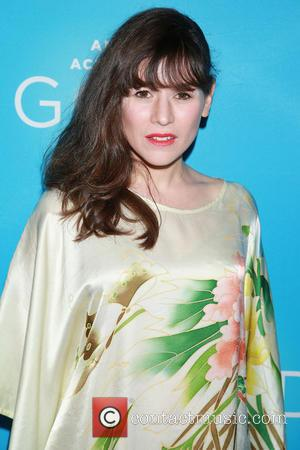 Yael Stone - Opening night of Broadway play An Act of God at Studio 54 - Arrivals. at Studio 54,...