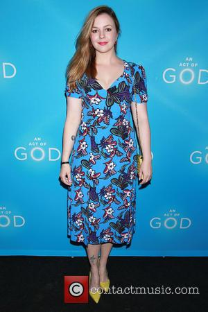 Amber Tamblyn Writing First Fiction Book