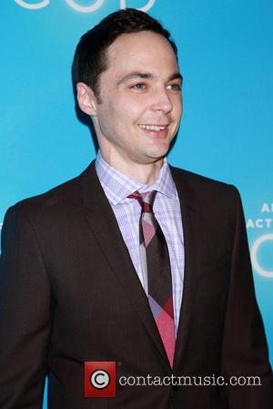 Jim Parsons - Opening night party for Broadway play An Act of God at Studio 54 - Arrivals. at Studio...