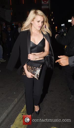 Ashley Roberts - Celebs Pictured Leaving Cafe De Paris Nightclub After Attending Coco De Mer Launch Party . - London,...