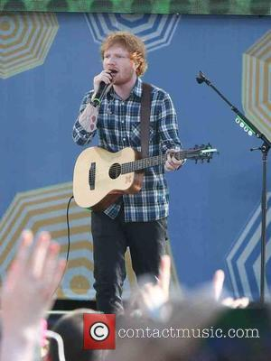 Ed Sheeran's 'Home And Away' Cameo Revealed