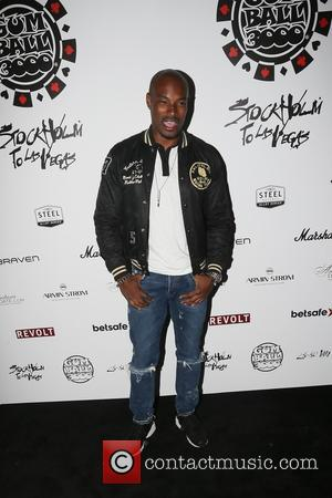 Tyson Beckford - Gumball 3000 Los Angeles afterparty held at The Continental Club downtown - Los Angeles, California, United States...