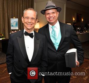 Joel Grey and David Pershica