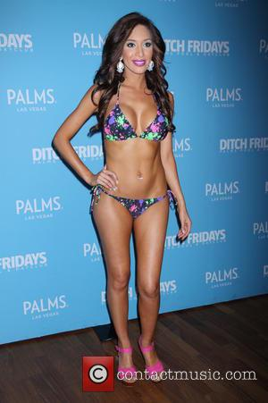 Farrah Abraham - Farrah Abraham celebrates her birthday during Ditch Fridays at the Palms Pool & Day Club at Ditch...