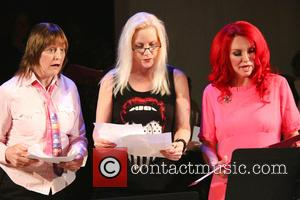 Geri Jewell, Cherie Currie and Gretchen Bonaduce