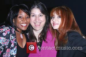 Sheena, Kimleigh Smith and Judy Tenuta