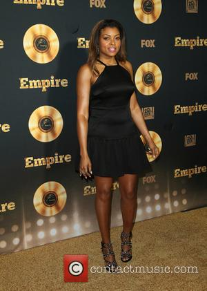Taraji P. Henson - Television Academy Screening for 'Empire' held at The Grove - Arrivals at The Grove - Los...