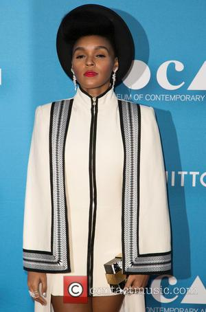 Janelle Monae - 2015 MOCA Gala presented by Louis Vuitton at The Geffen Contemporary at MOCA at The Geffen Contemporary...