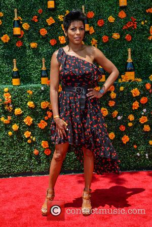 Tamron Hall - 8th Annual Veuve Clicquot Polo Classic at Liberty State Park in New Jersey - Jersey City, New...