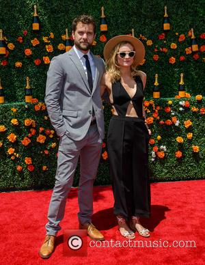Joshua Jackson and Diane Kruger - 8th Annual Veuve Clicquot Polo Classic at Liberty State Park in New Jersey -...