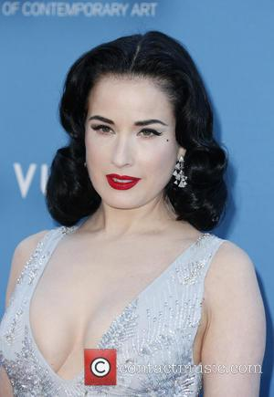 Dita Von Teese - The Museum Of Contemporary Art, Los Angeles Annual Gala Presented By Louis Vuitton at The Geffen...