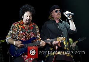 Toto, Joseph Williams and Steve Lukather