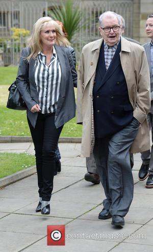 Beverley Callard and Tony Warren