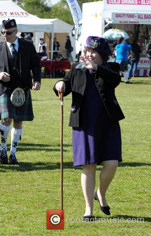 Susan Boyle - Susan was Chieftain in 2014 and handed over the Chieftan's Cromach (a shepherd's crook) to 2015 Chieftain,...