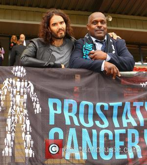 Russell Brand and Errol Mckeller