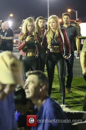 Danielle Knudson, Simone Holtznagel and Natalie Pack