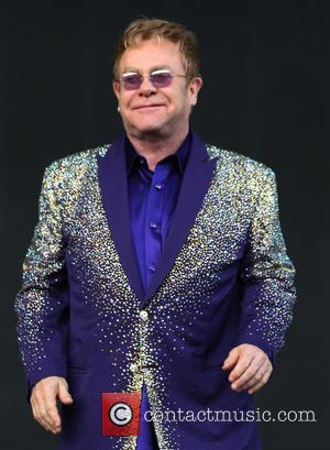 Elton John's Representatives Deny Groping Allegations