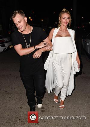 Chloe Sims - 'The Only Way Is Essex' cast members party at Cavalli Club in Marbella on it's grand opening...
