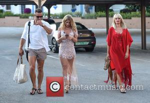 Danielle Armstrong, Chloe Sims and Elliott Wright